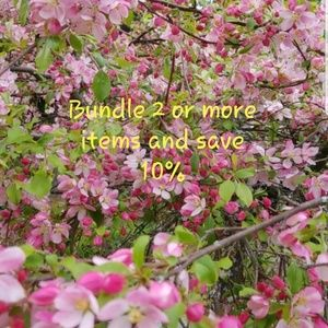 Make a bundle of 2 or more and save🙂